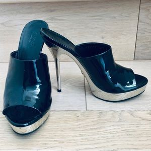 Gucci size 6 high heels